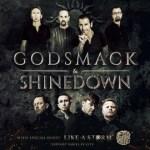 LIVE: GODSMACK / SHINEDOWN – July 22, 2018