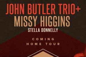 JOHN BUTLER TRIO AND MISSY HIGGINS – KINGS PARK, PERTH – February 2019