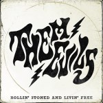 MUSIC REVIEW: THEM EVILS – Rollin' Stoned and Livin' Free [EP]