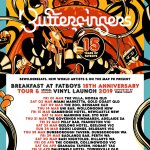 AUSSIE HIPHOP LEGENDS BUTTERFINGERS ANNOUNCE EXTENSIVE 15 YEARS OF FATBOYS AUSTRALIAN TOUR