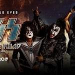 KISS – END OF THE ROAD WORLD TOUR AUSTRALIA – NOVEMBER 2019