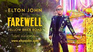 FAREWELL YELLOW BRICK ROAD – ELTON JOHN AUSTRALIAN FAREWELL TOUR DATES ANNOUNCED