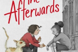 BOOK REVIEW: The Afterwards by A.F. Harrold, illustrated by Emily Gravett