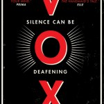 BOOK REVIEW: Vox by Christina Dalcher