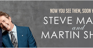STEVE MARTIN & MARTIN SHORT BRING THEIR CRITICALLY ACCLAIMED COMEDY TOUR TO AUSTRALIAN AUDIENCES