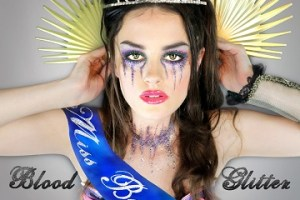 MUSIC REVIEW: MISS BALLISTIC – Blood And Glitter