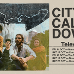 CITY CALM DOWN TOURING AUSTRALIA OCTOBER 2019