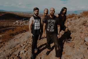 A Dirty Dozen with ALEX RICHICHI of THE OFFERING – July 2019