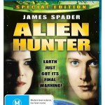BLURAY: ALIEN HUNTER