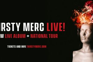 Thirsty Merc release first ever Live! album and announce National tour