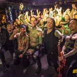 LIVE: BUCKCHERRY with HARDCORE SUPERSTAR & BAD MOON BORN – Perth, 8 Oct 2019
