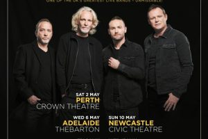 WET WET WET TO TOUR AUSTRALIA AND NEW ZEALAND IN MAY 2020