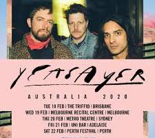 YEASAYER Announce First Australian Headline Tour in 7 Years