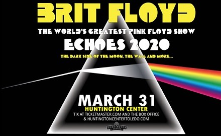 INTERVIEW REVISTED: DAMIAN DARLINGTON from BRIT FLOYD – February 2020