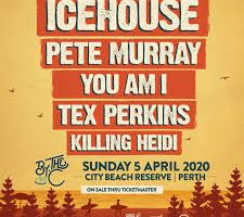 ICEHOUSE TO PERFORM AT EXCITING NEW OUTDOOR VENUE IN PERTH!