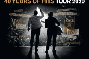 SIMPLE MINDS – 40 YEARS OF HITS TOUR With ORCHESTRAL MANOEUVRES IN THE DARK