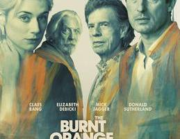 MOVIE REVIEW: THE BURNT ORANGE HERESY