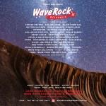 Wave Rock Weekender #15 line up announced