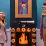 PSYCHEDELIC PORN CRUMPETS share twisted fairytale claymation video for Mr. Prism