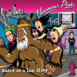 MUSIC REVIEW: THE VENOMOUS PINKS – Based On A True Story [EP]