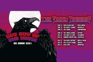 LIVE: THE DEAD DAISIES – June 30, 2021