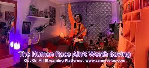 Sanny Veloo releases first solo single, The Human Race Ain't Worth Saving