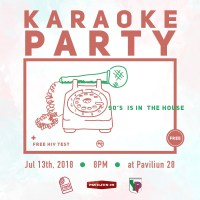 Karaoke Party – 90'S IS IN THE HOUSE!