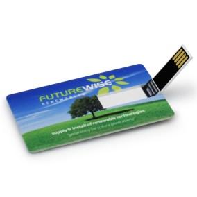 Standard Credit Card USB