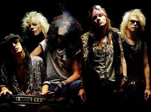 Guns N' Roses GN'R : ガンズ・アンド・ローゼズ
