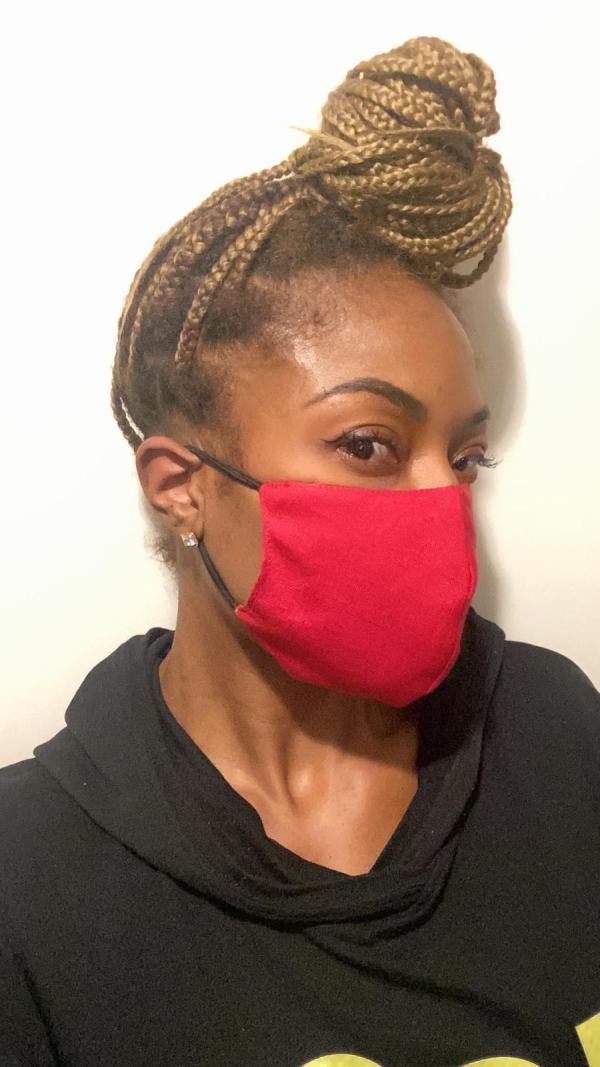 jully-black-masks-red-linen