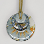 DIY Jewelry - Pendant made from washers!