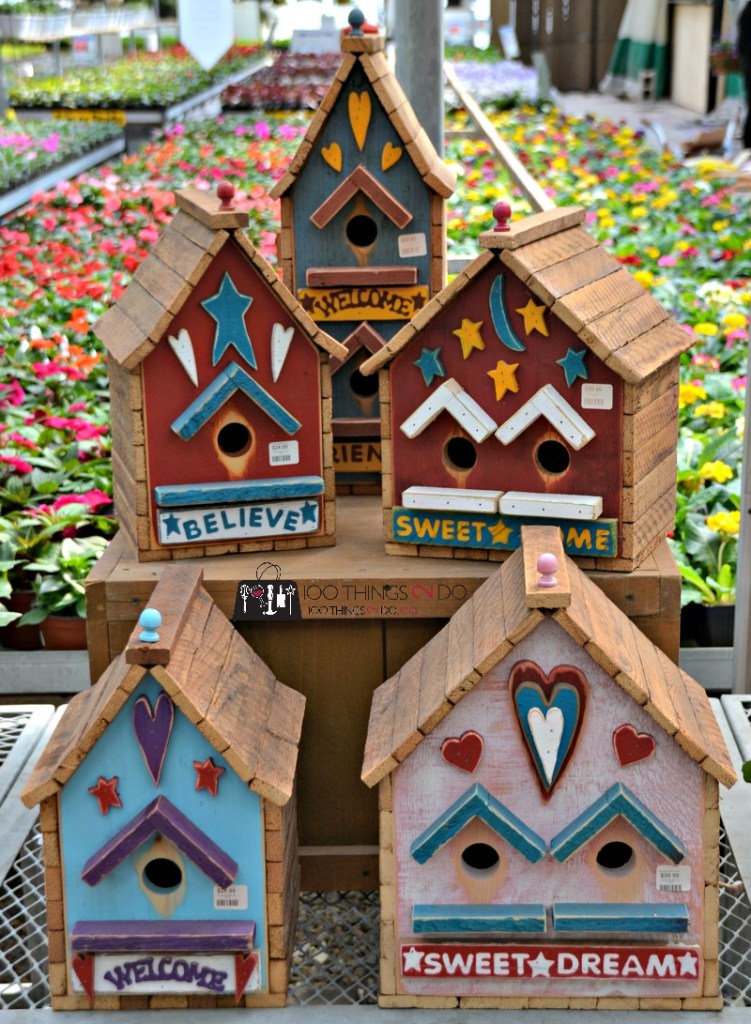 Birdhouses, decorative birdhouse, whimsical birdhouse, birdhouse ideas
