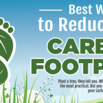 Reducing your carbon footprint - Earth Day