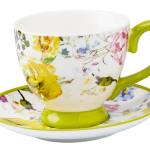 Giant teacup - Spring flowers