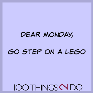 Too funny: Monday