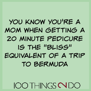 Too Funny: You know you're a Mom when...