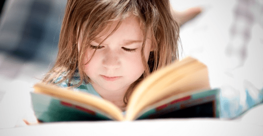 Summer reading for grades 1 through 8