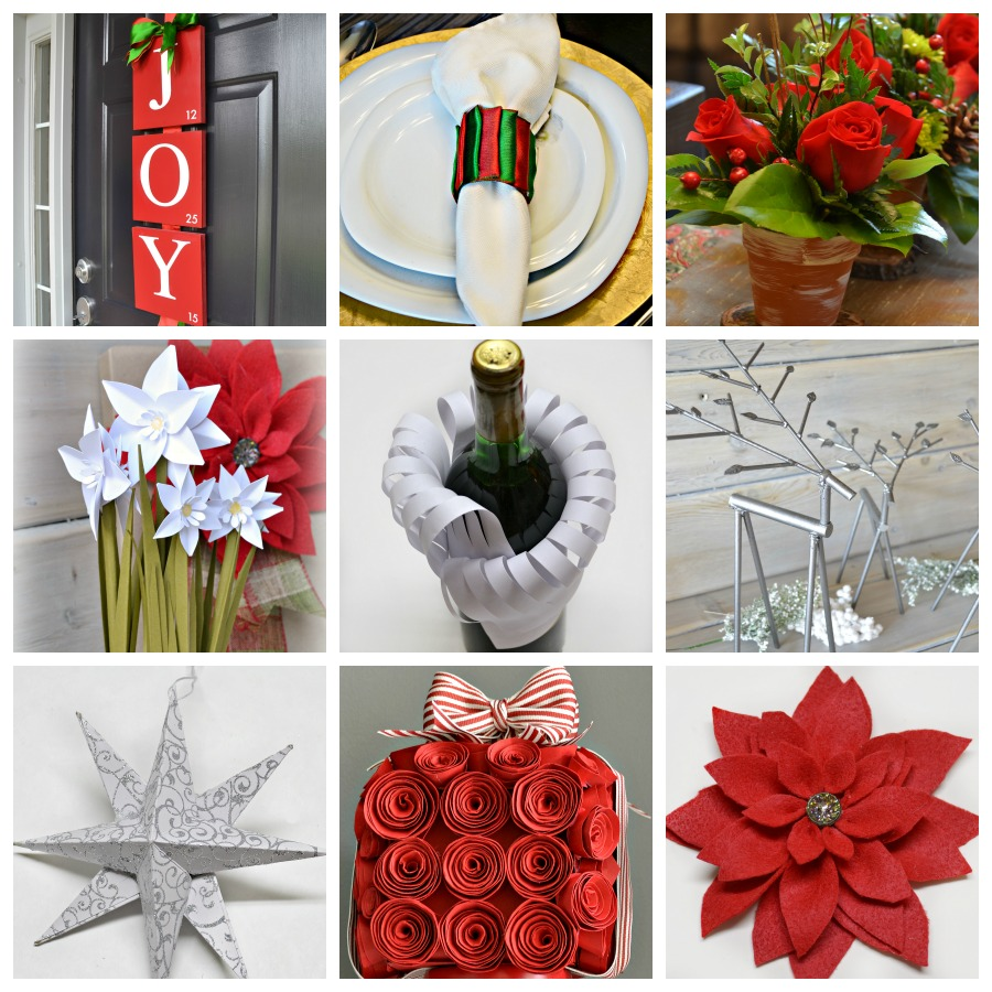40+ Christmas Crafts - A 100Things2Do Christmas