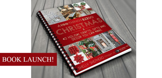 Christmas crafts - A 100Things2Do Christmas