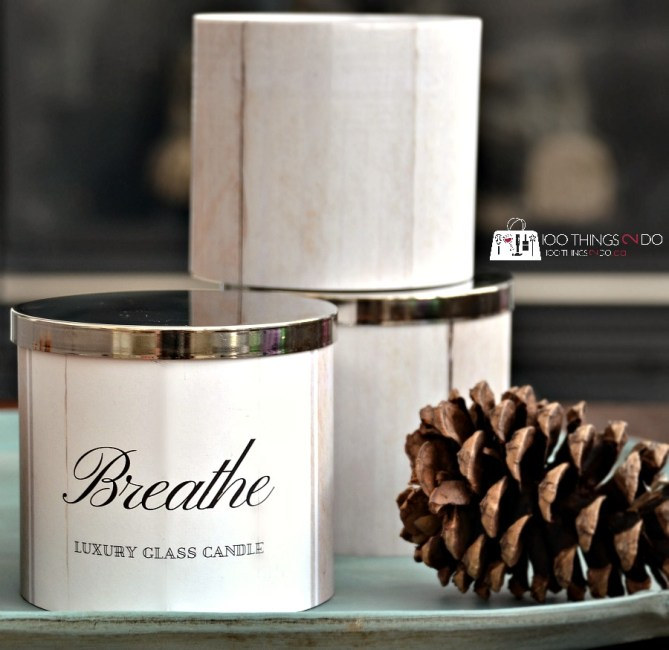Candle wraps - 12