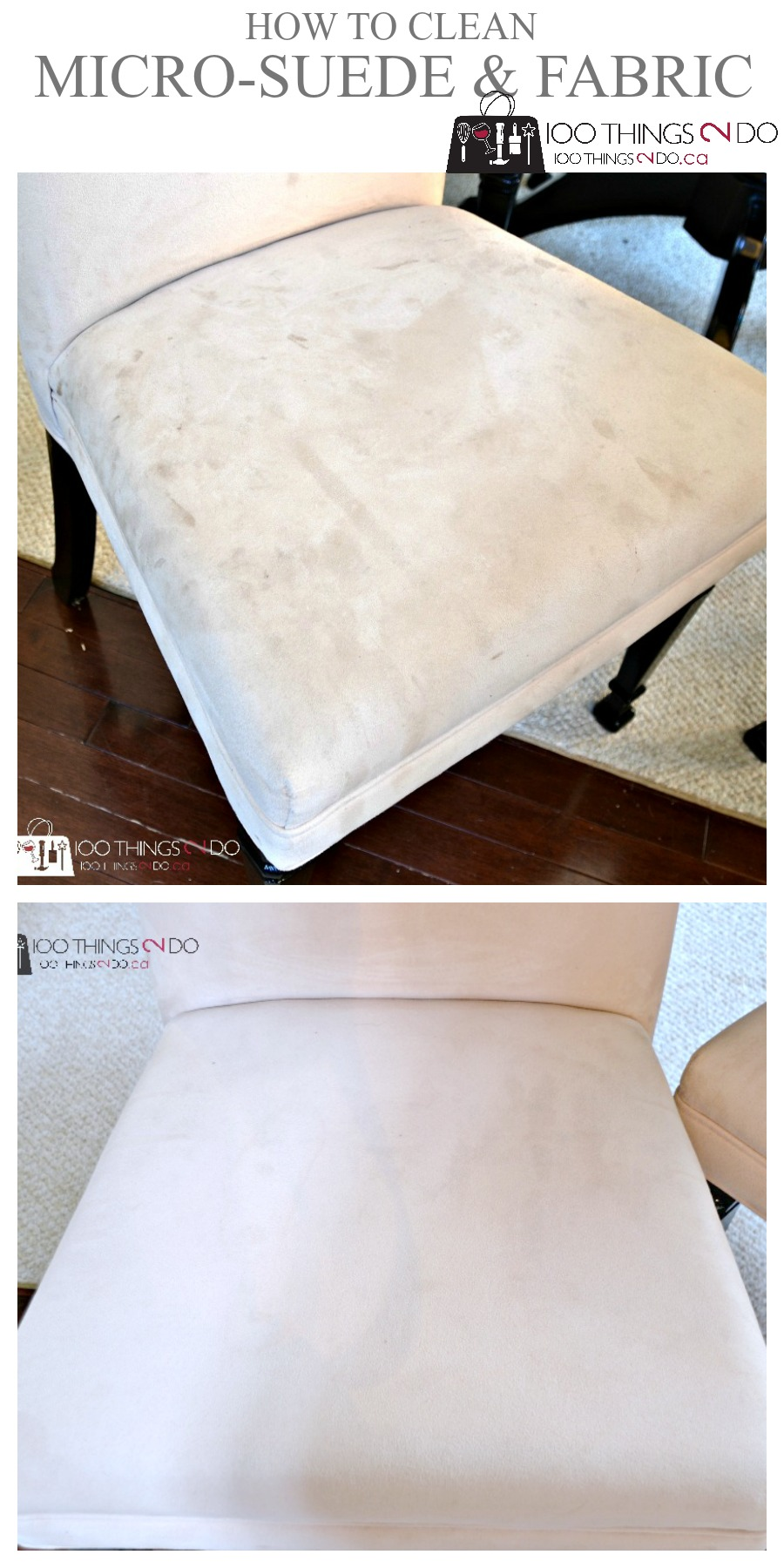 Cleaning fabric & microsuede - P