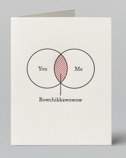 Too funny - Valentine