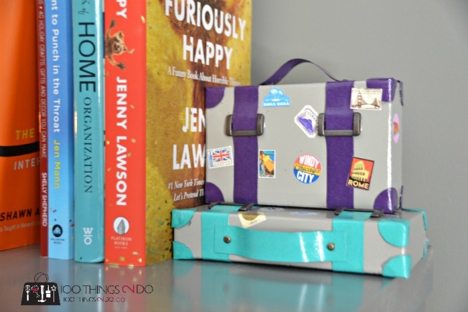 Suitcase Paperweights - 11