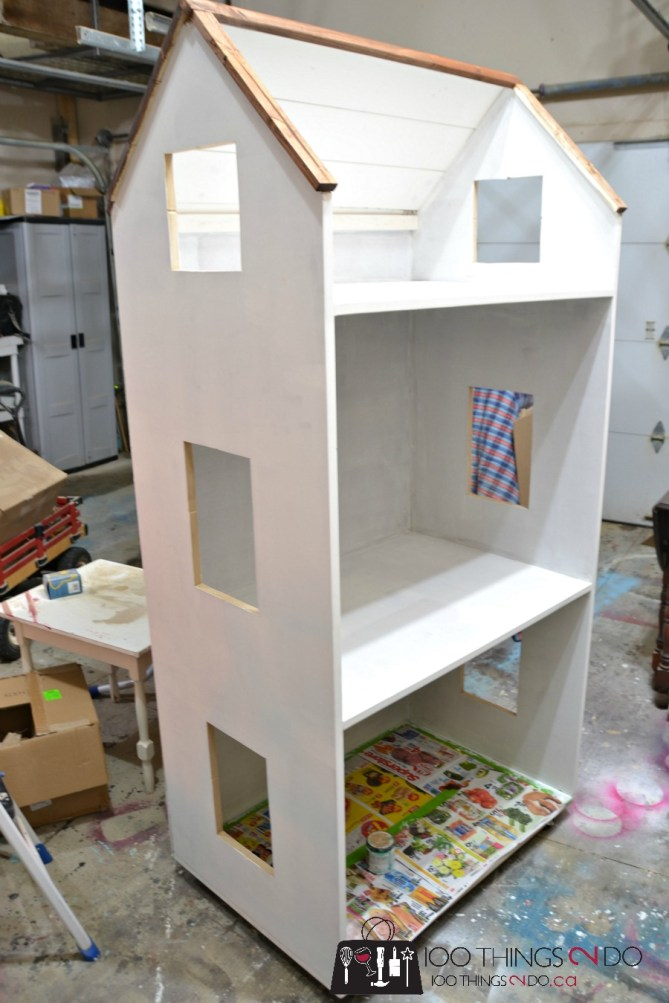 DIY American Girl Dollhouse 3 - 1