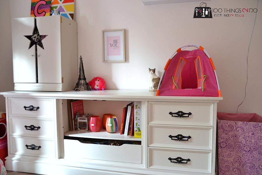 Pre-Tween Girls bedroom 11