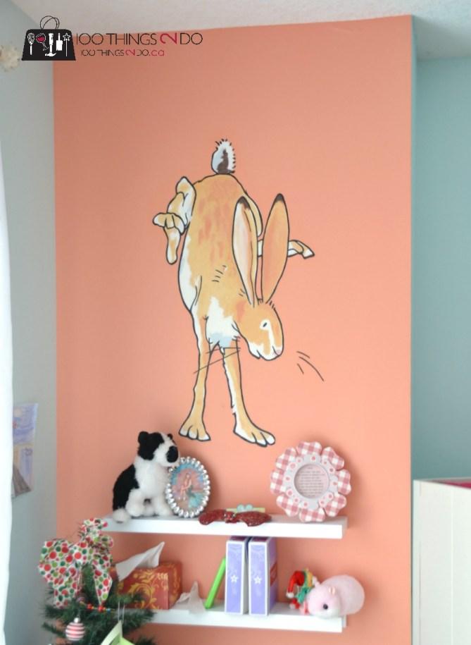 Pre-Tween Girls bedroom 2
