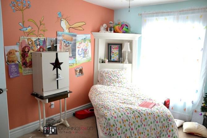 Pre-Tween Girls bedroom 3
