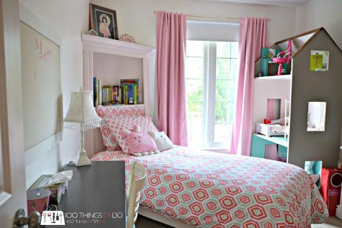 Pre-Tween Girls bedroom 5