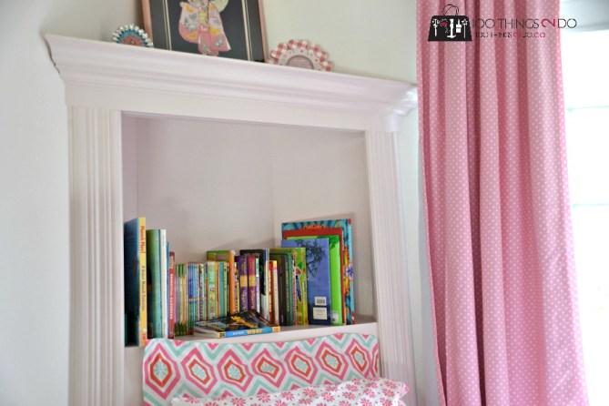 Pre-Tween Girls bedroom 8