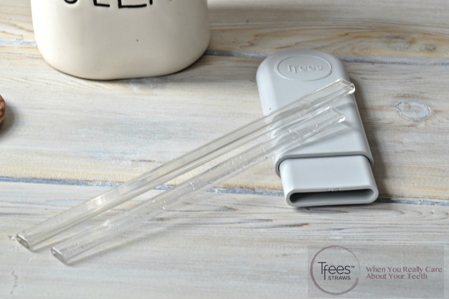 Tfees Straws - to protect your teeth from staining, erosion and sensitivity